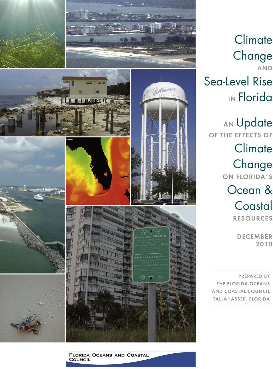 Ocean & Coastal RESOURCES DECEMBER 2010 PREPARED BY