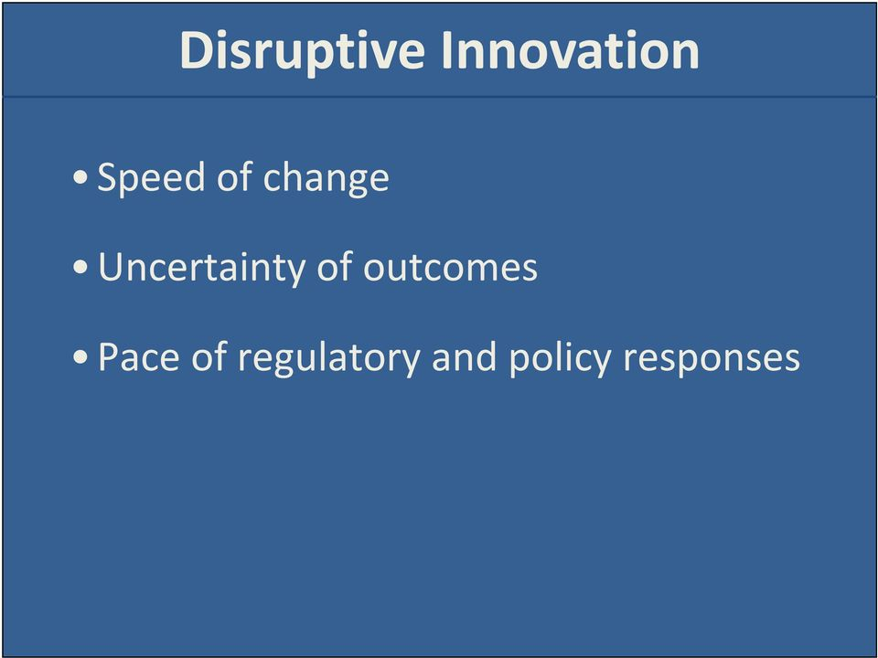 invention innovation and interdependence essay