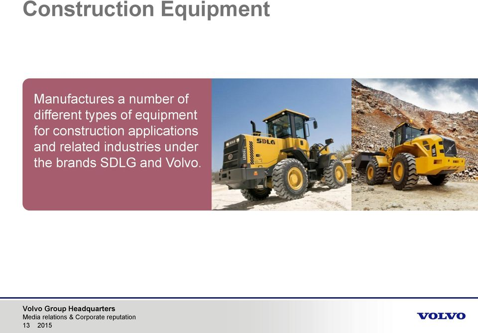 construction applications and related