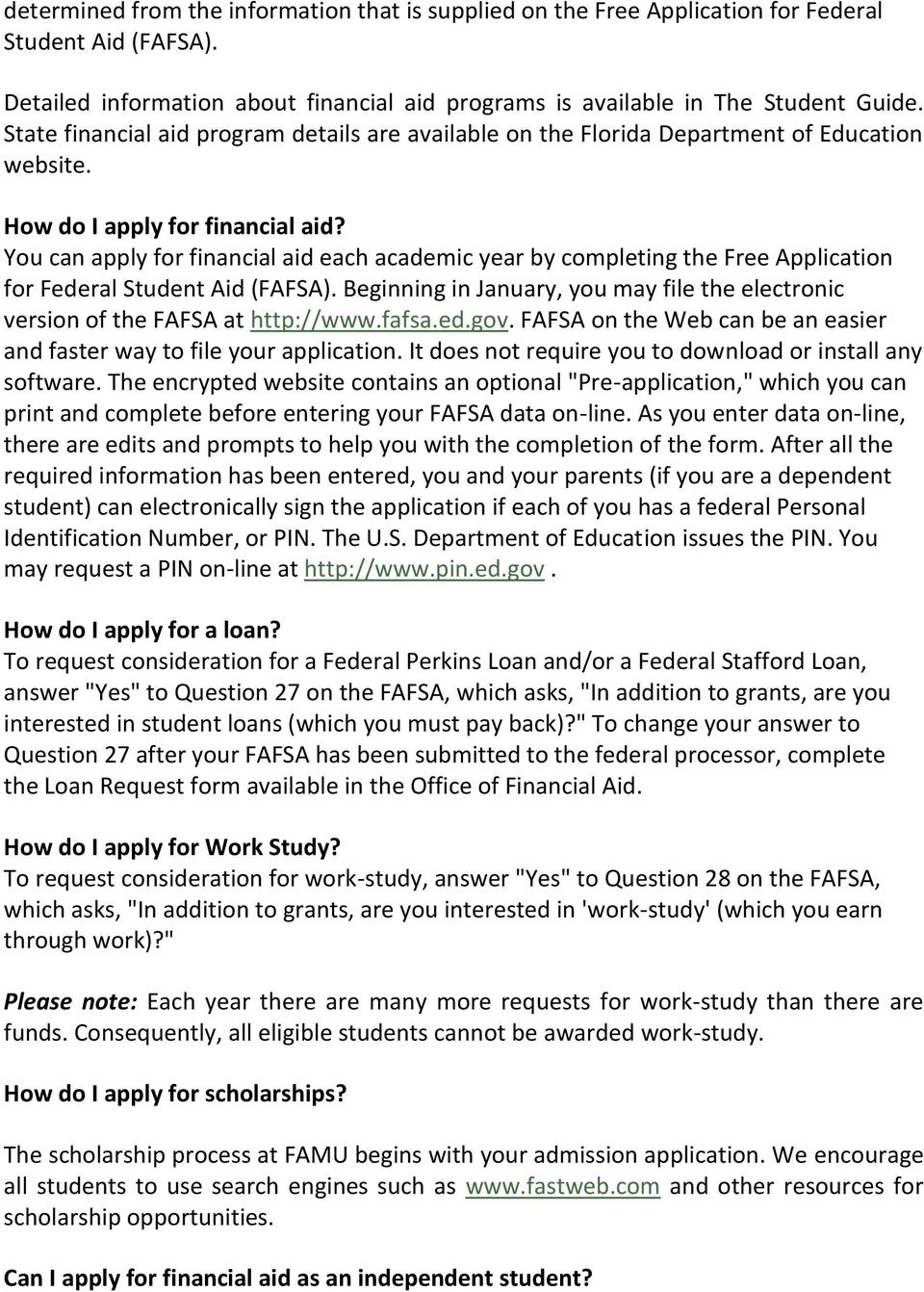 ferpa form famu  FREQUENTLY ASKED QUESTIONS & ANSWERS - PDF Free Download
