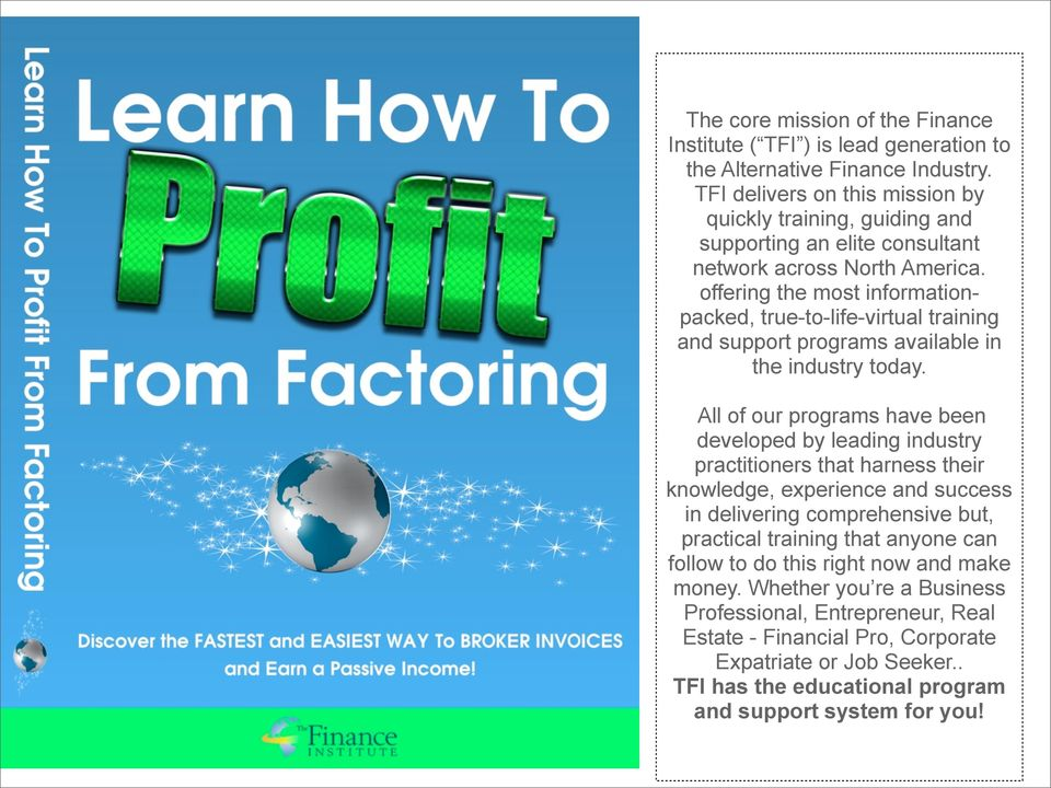 offering the most informationpacked, true-to-life-virtual training and support programs available in the industry today.