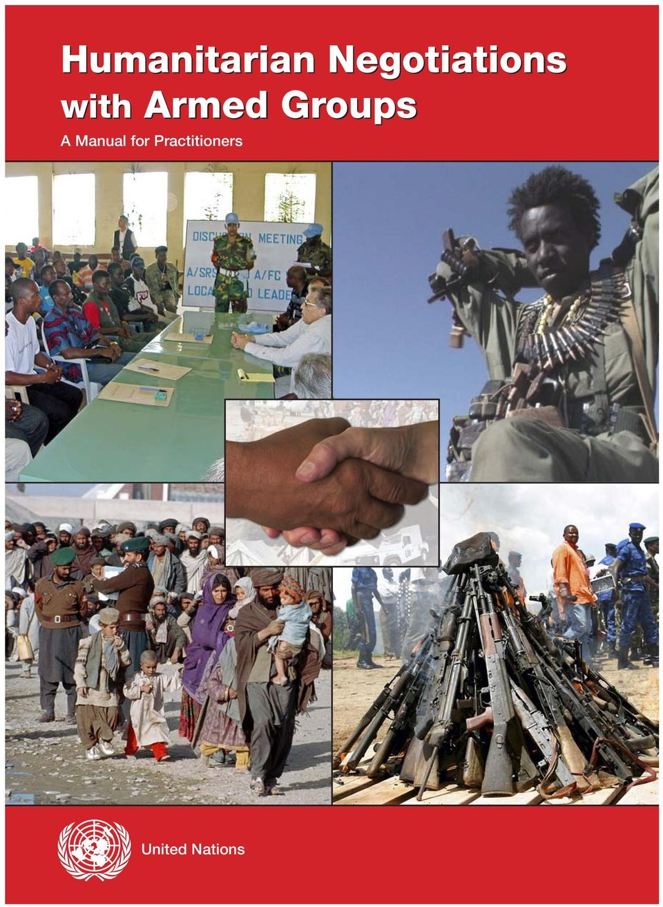 Armed Groups A Manual