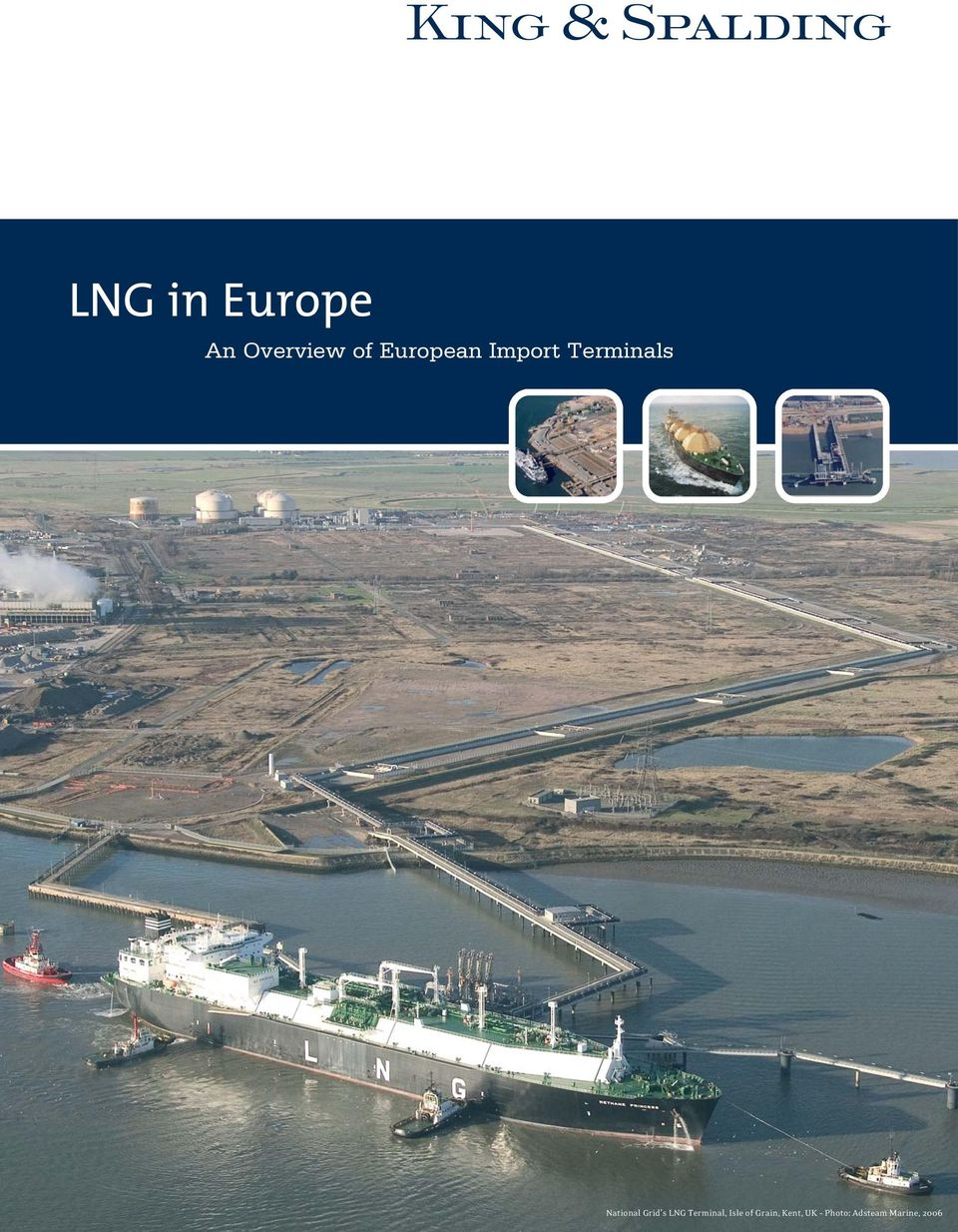 National Grid s LNG Terminal,