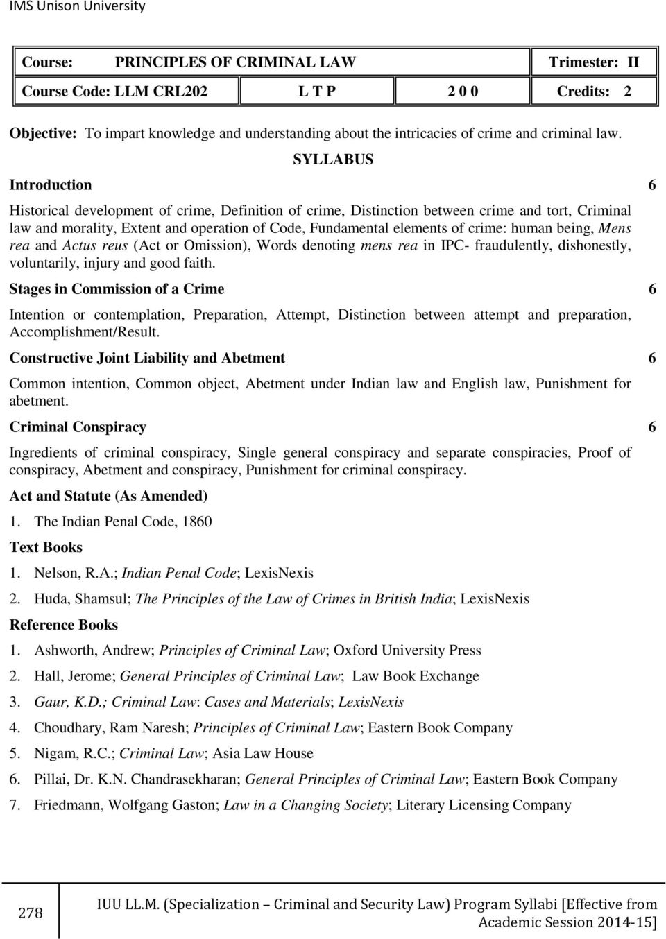 law and society vago and nelson pdf