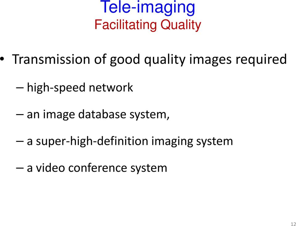 network an image database system, a