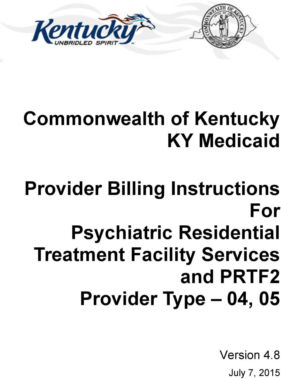 Psychiatric Residential Treatment Facility