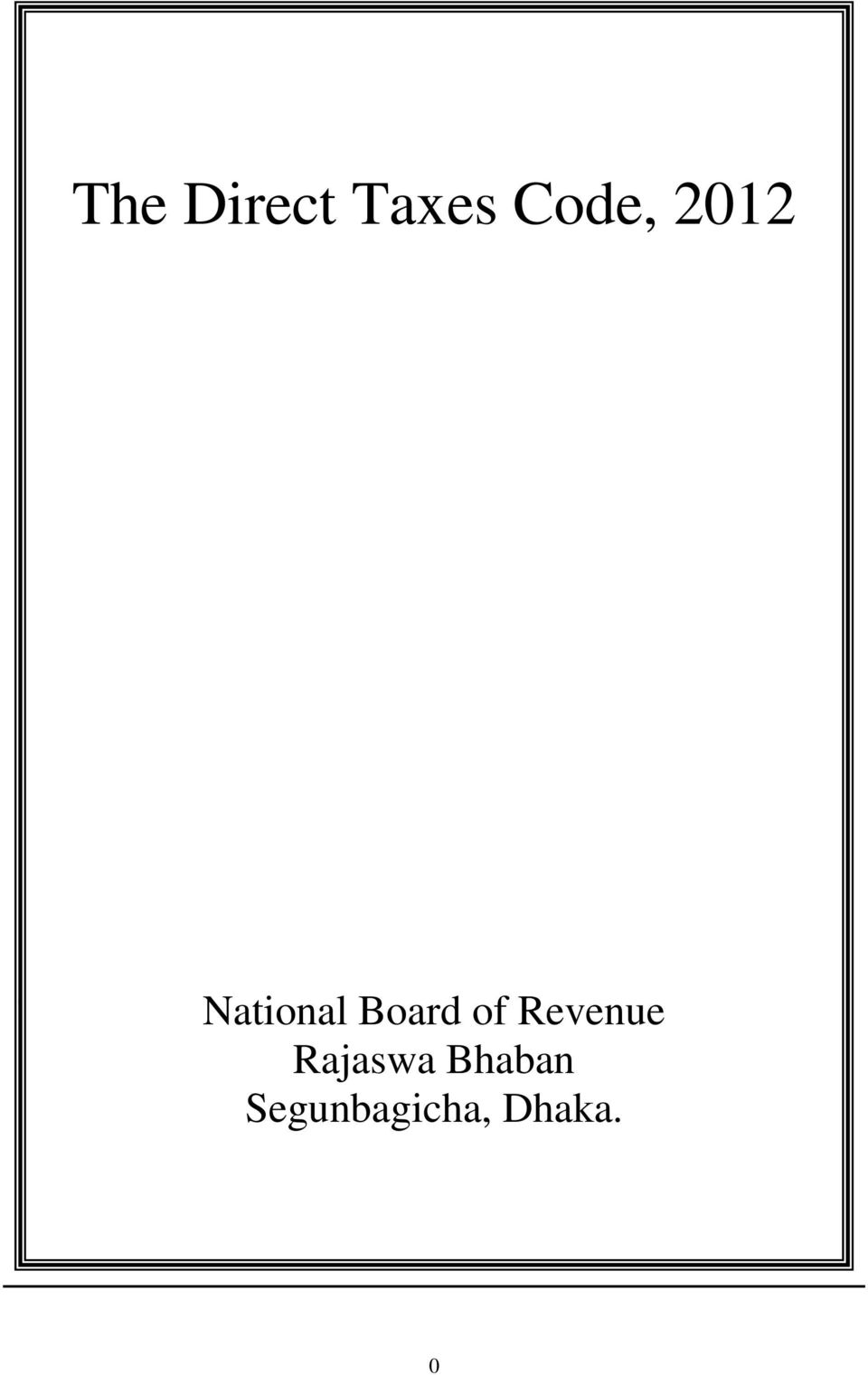 Revenue Rajaswa Bhaban