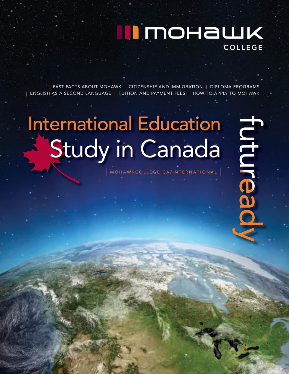 FeeS HOW TO AppLy TO MOHAWK international education Study in