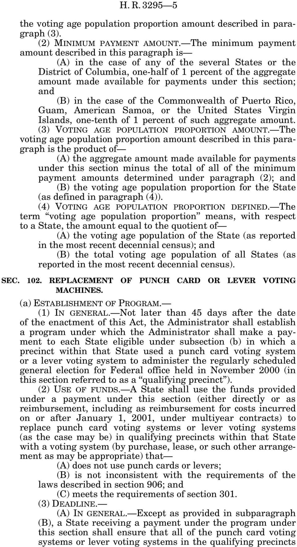 payments under this section; and (B) in the case of the Commonwealth of Puerto Rico, Guam, American Samoa, or the United States Virgin Islands, one-tenth of 1 percent of such aggregate amount.