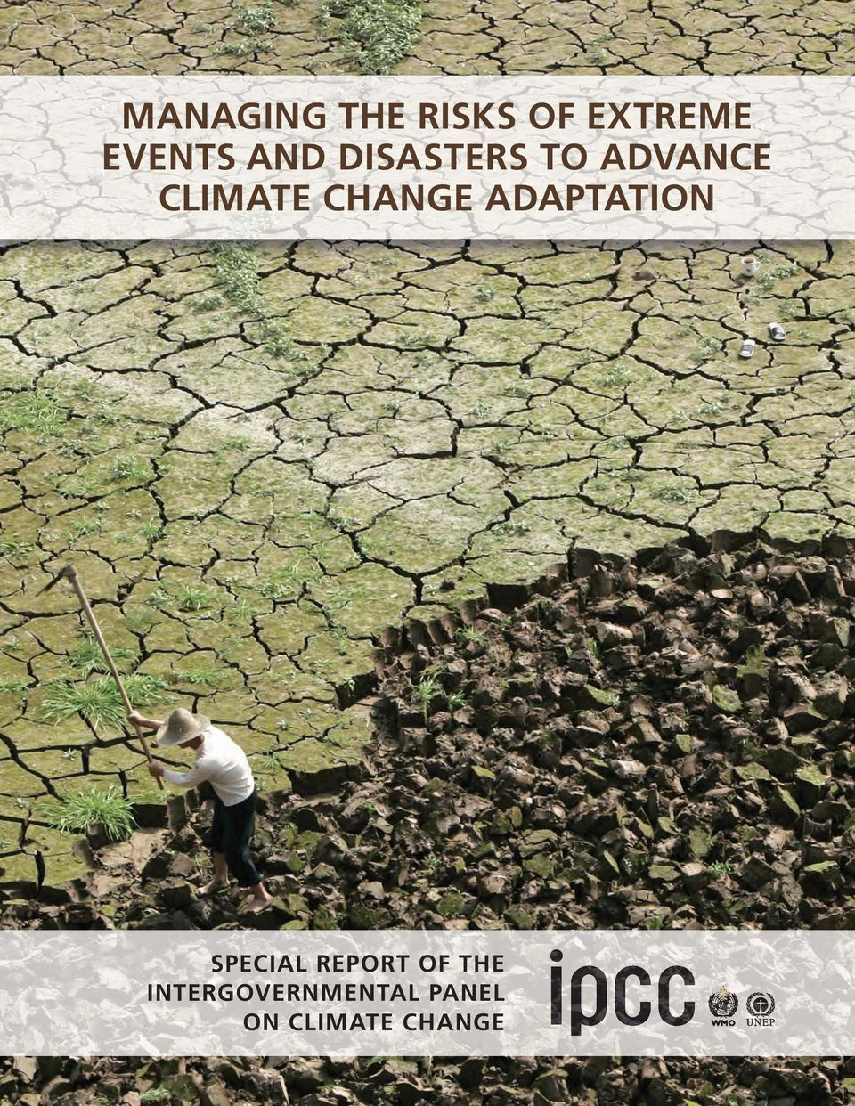 CHANGE ADAPTATION SPECIAL REPORT OF