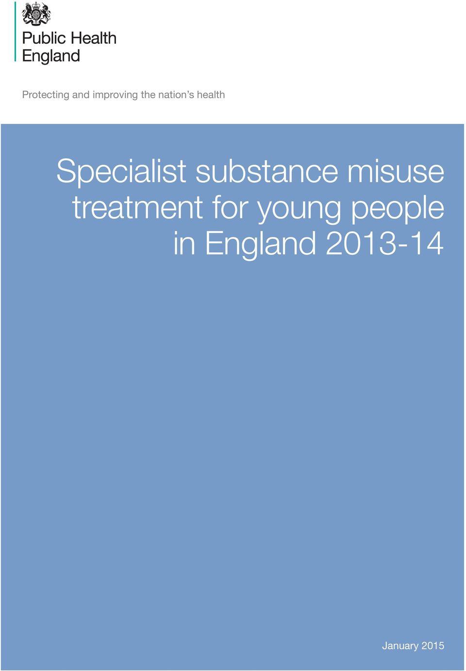 substance misuse treatment for