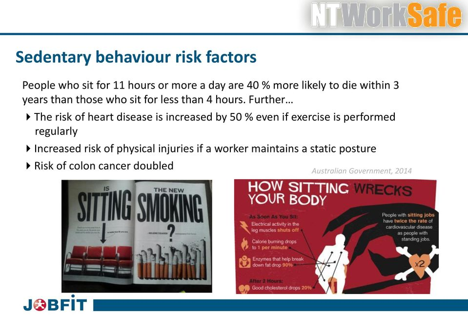 Further The risk of heart disease is increased by 50 % even if exercise is performed regularly