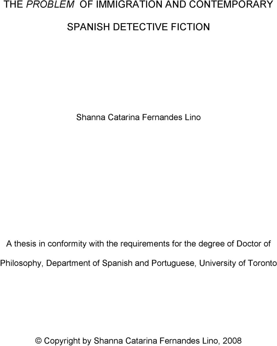 requirements for the degree of Doctor of Philosophy, Department of