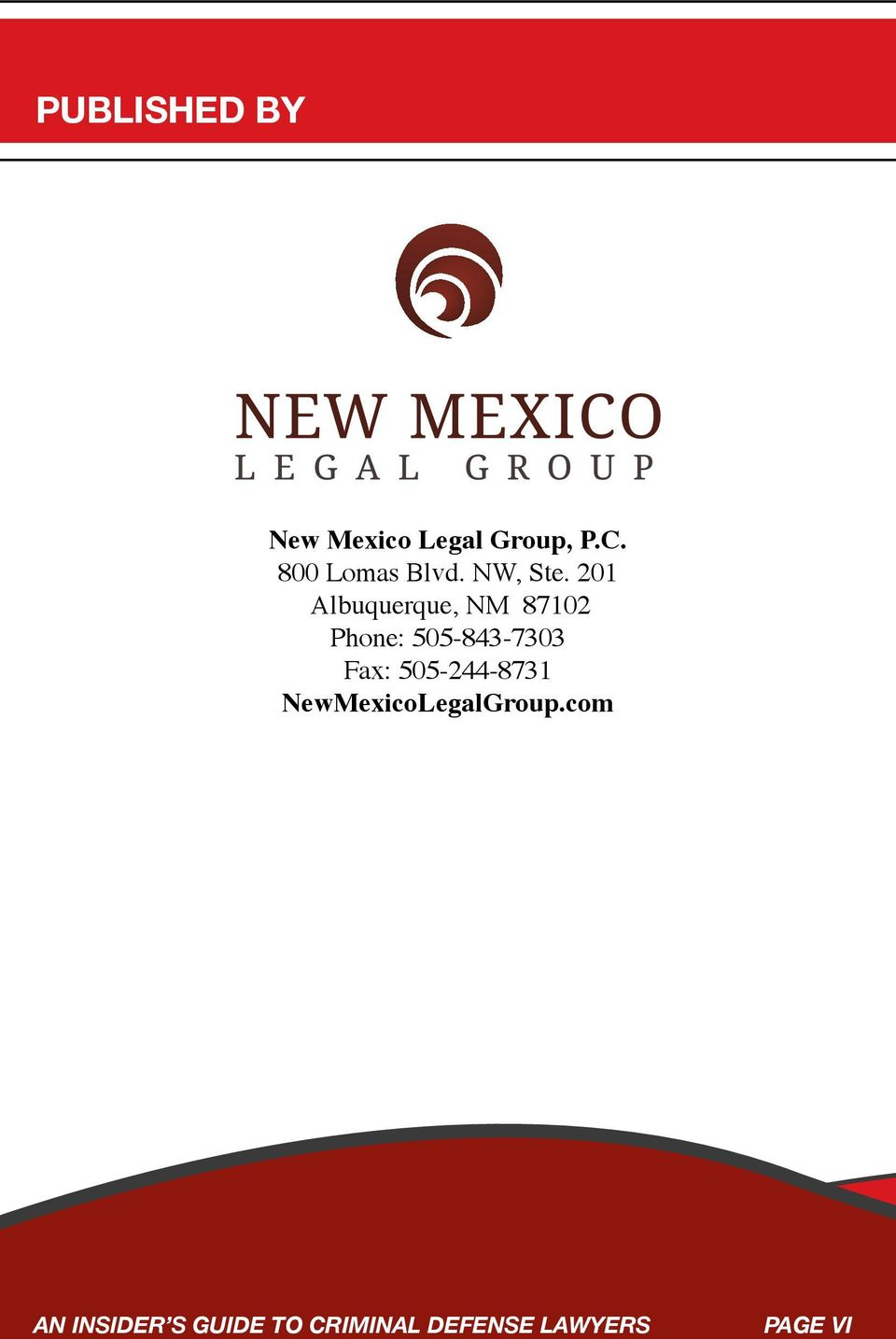 201 Albuquerque, NM 87102 Phone: 505-843-7303 Fax: