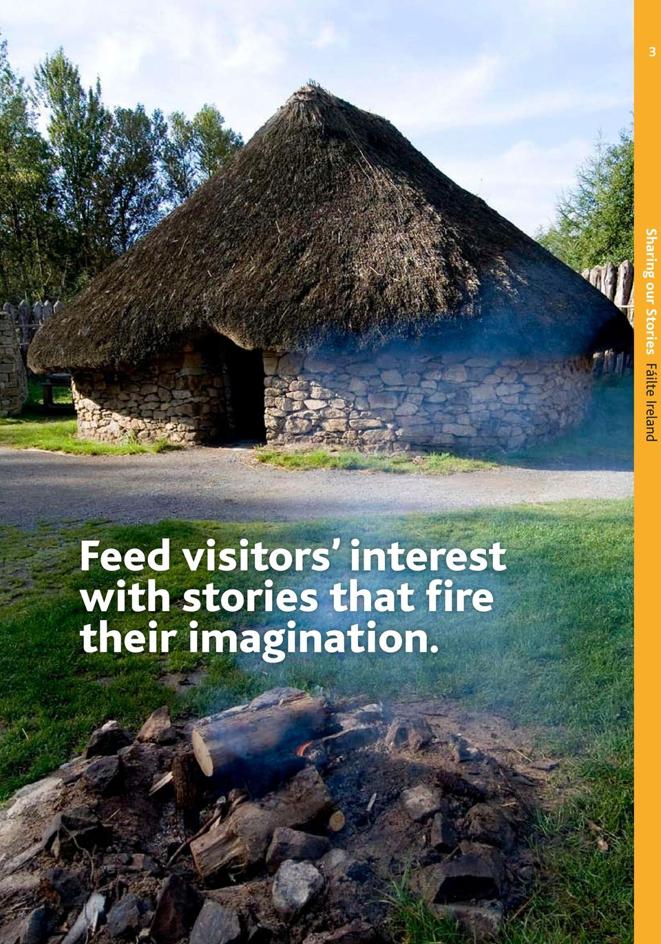 visitors interest with