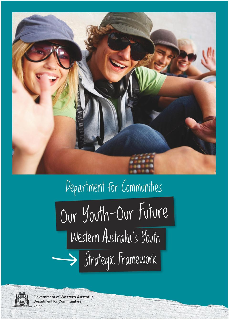 Youth Strategic Framework Government of
