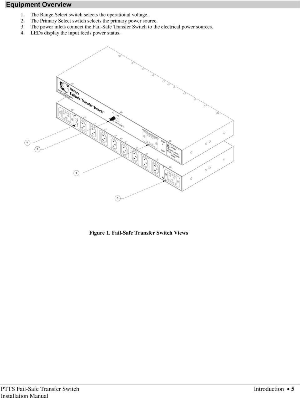 Fail Safe Transfer Switch Installation Manual Pdf How To Install A The Power Inlets Connect Electrical Sources