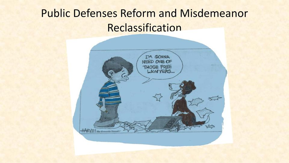 Reform and