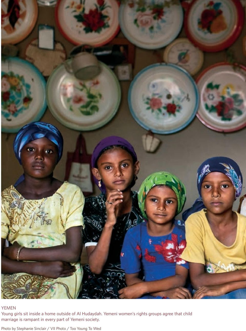 Yemeni women s rights groups agree that child marriage