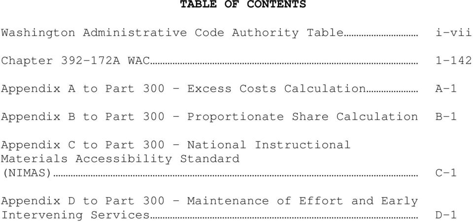 Share Calculation B-1 Appendix C to Part 300 National Instructional Materials Accessibility