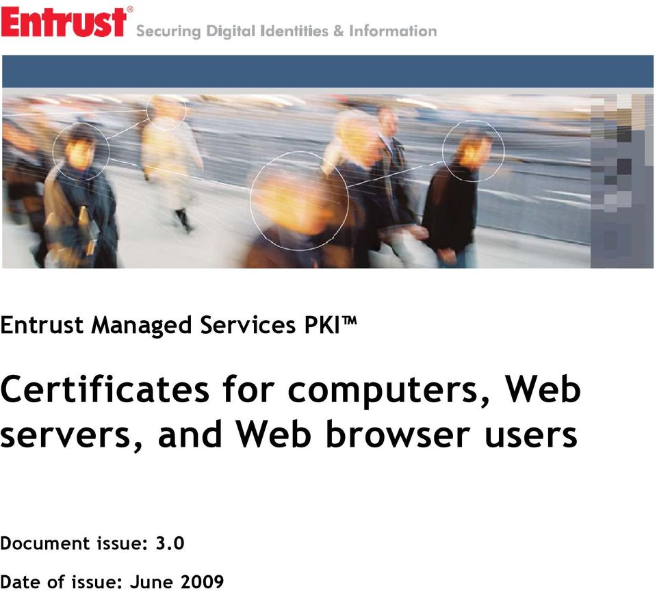 servers, and Web browser users