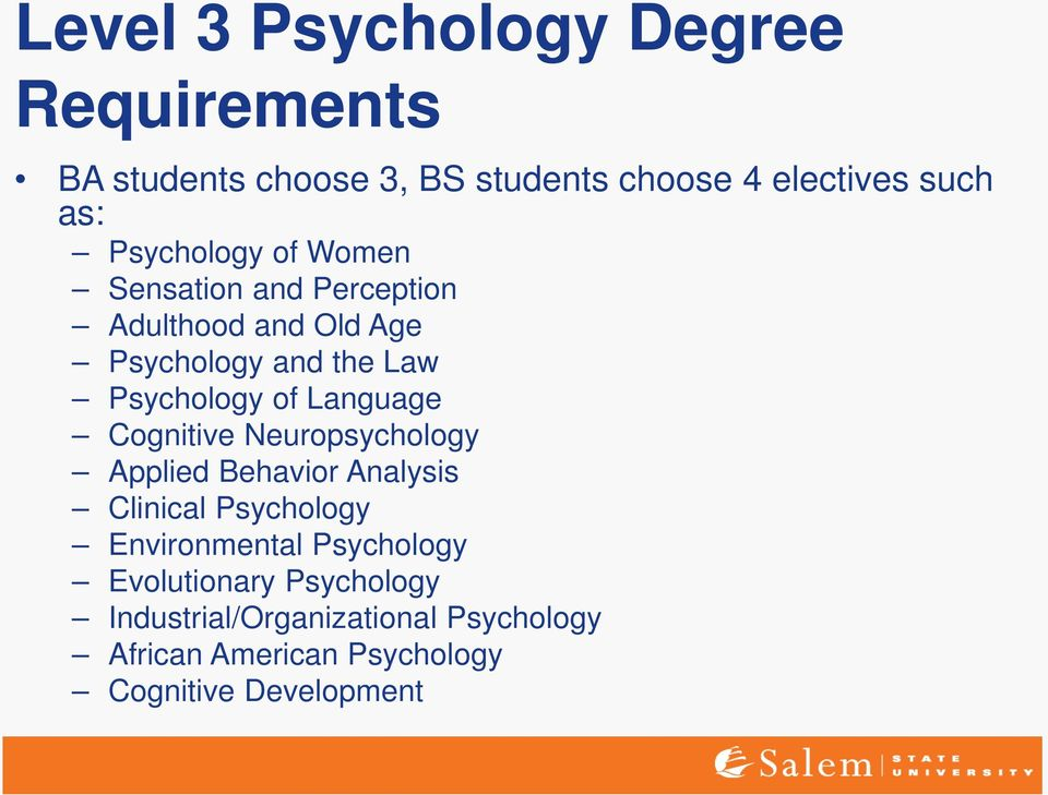 Educational Psychology, PhD: Educational Statistics and Measurement
