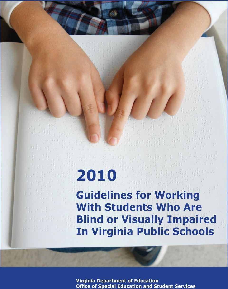 Public Schools Virginia Department of