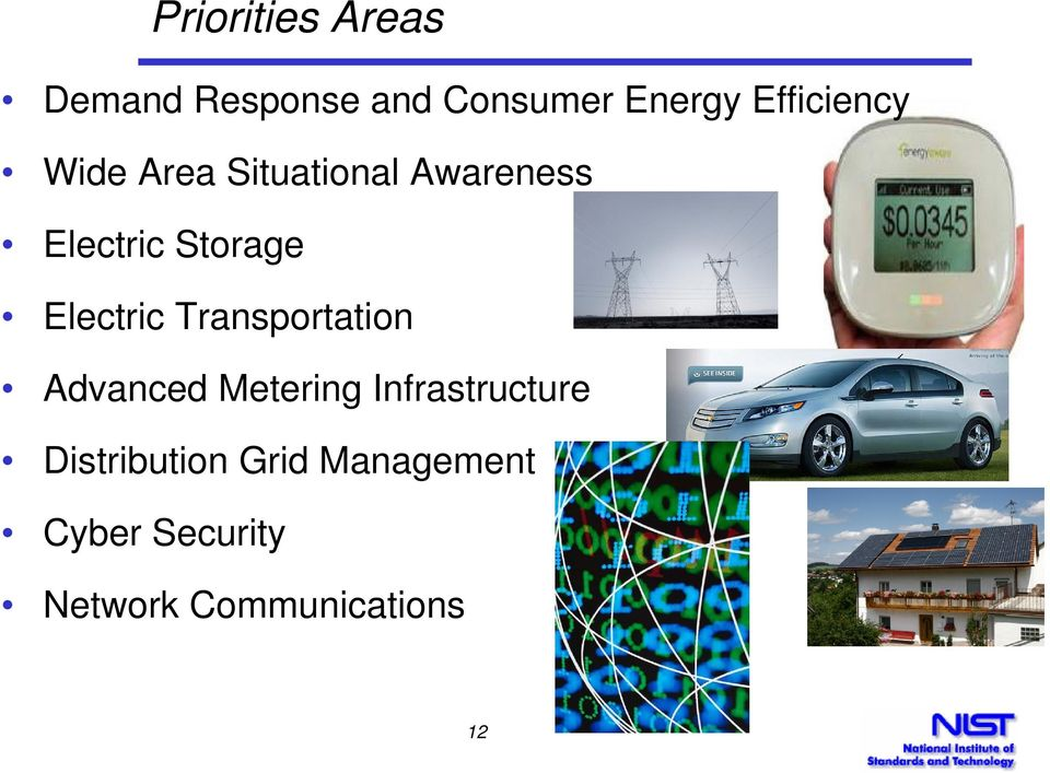 Electric Transportation Advanced Metering Infrastructure