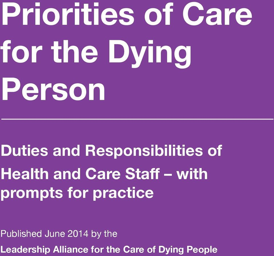 with prompts for practice Published June 2014 by