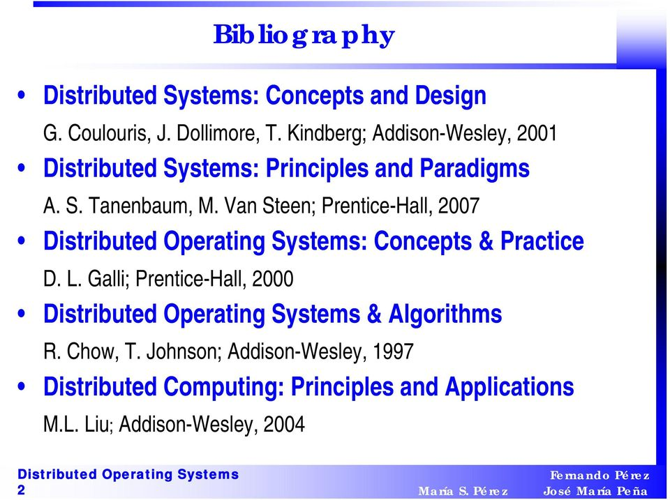 Systems tanenbaum pdf distributed operating