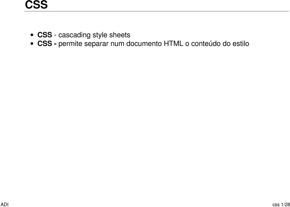 separar num documento HTML