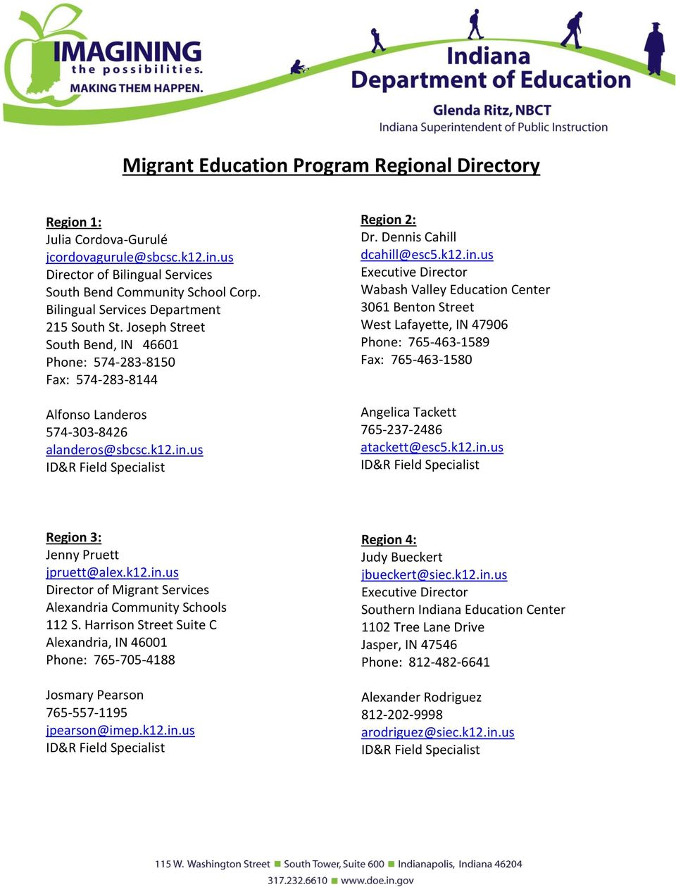 Adult Migrant English Program Department of Education