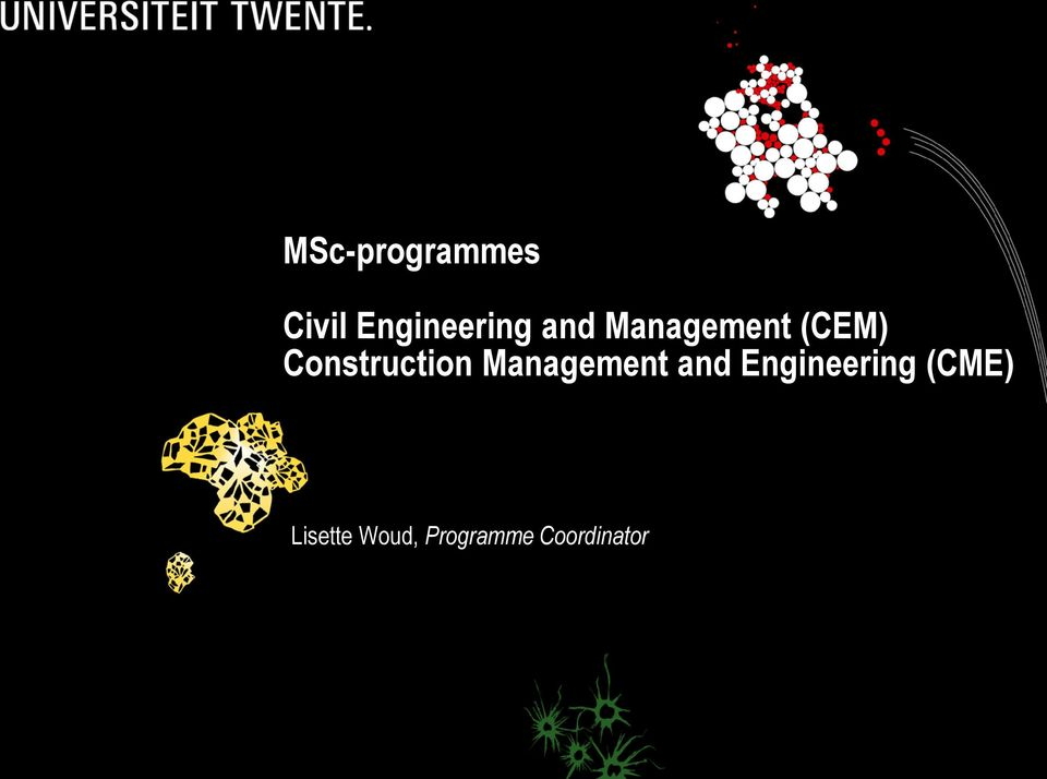 Management and Engineering (CME)