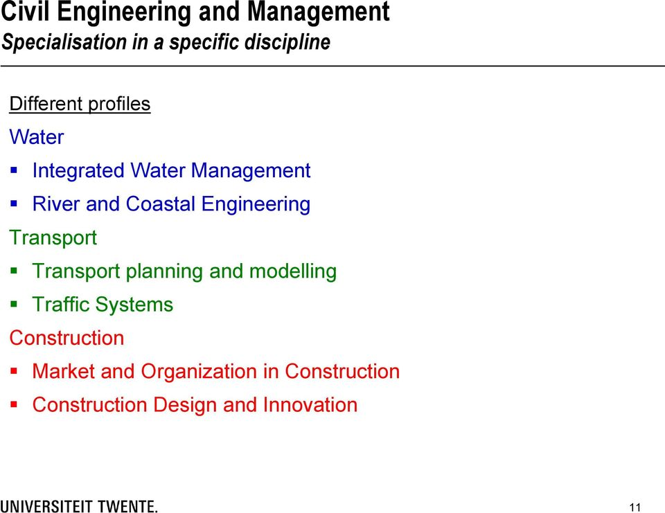 Engineering Transport Transport planning and modelling Traffic Systems