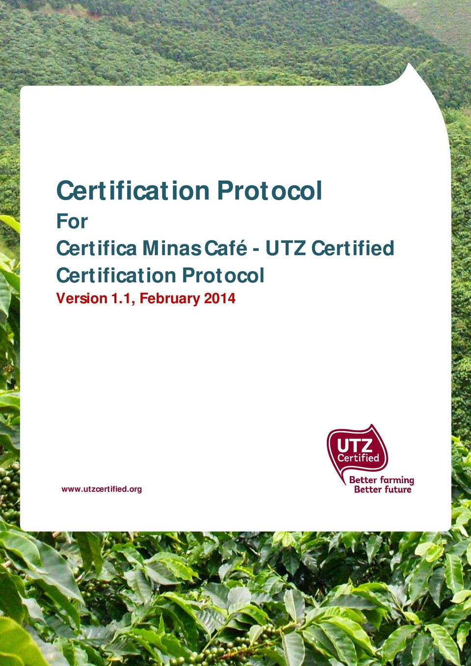 Certified Certification Protocol