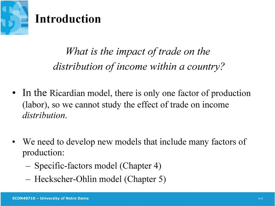 effect of trade on income distribution.