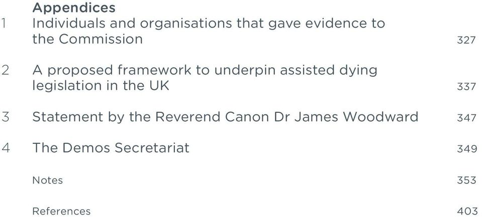 assisted dying legislation in the UK Statement by the Reverend