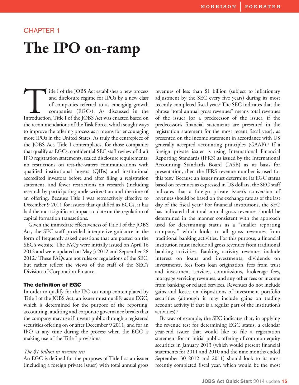 IPOs in the United States.