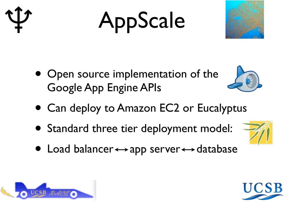 EC2 or Eucalyptus Standard three tier