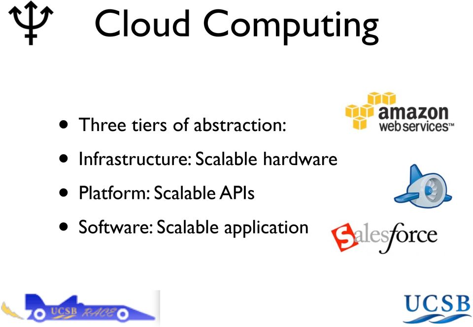 Scalable hardware Platform: