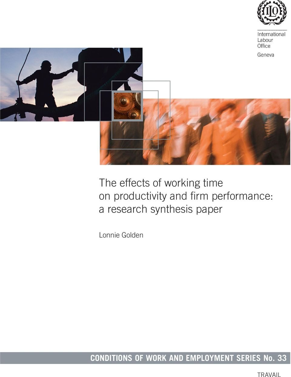 org The effects of working time on productivity and firm performance: a research synthesis paper International