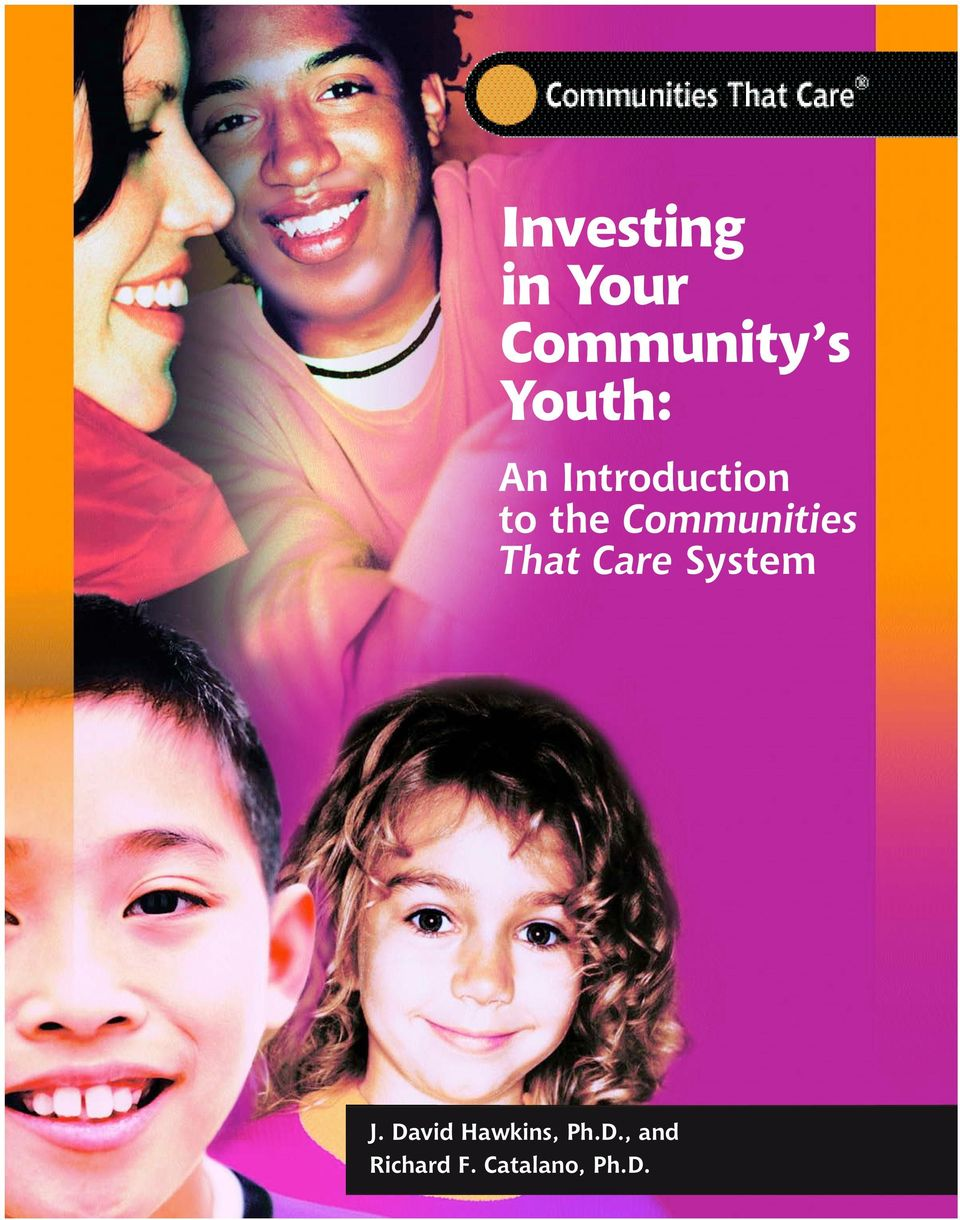 Communities That Care System J.