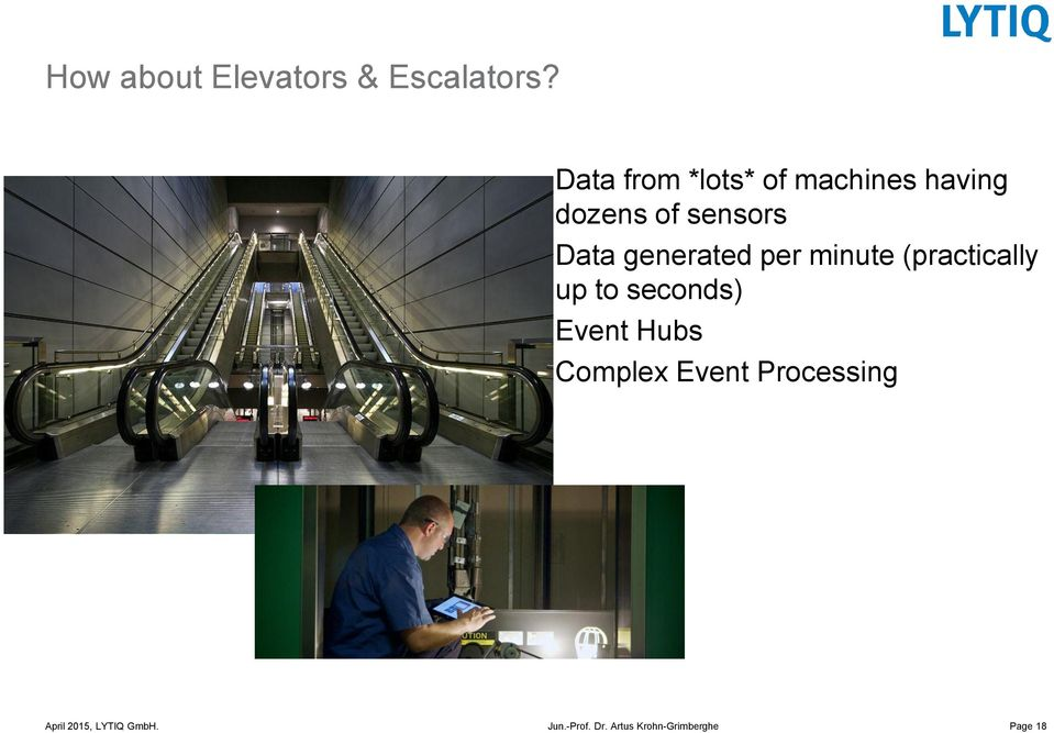 sensors Data generated per minute (practically