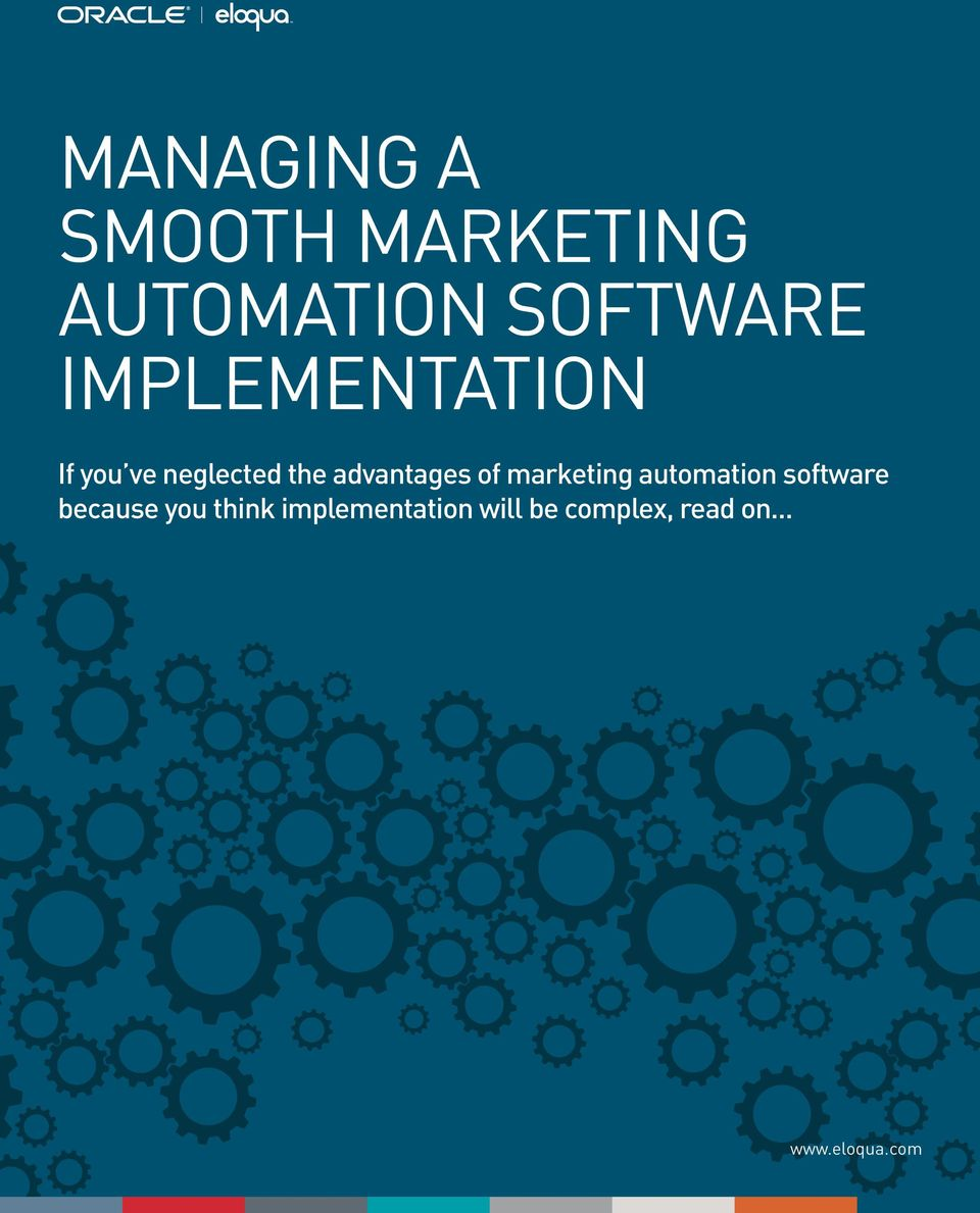 advantages of marketing automation software