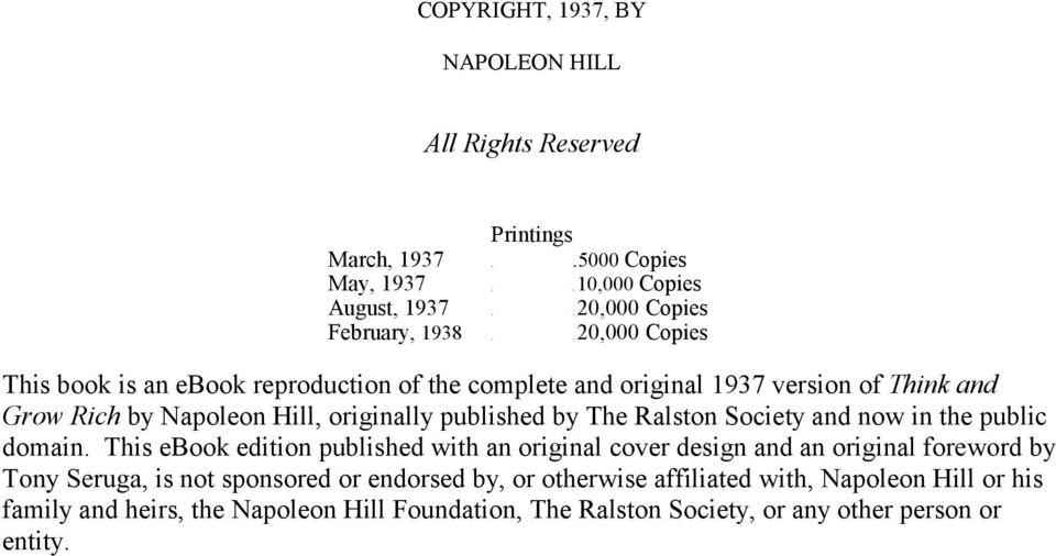Ralston Society and now in the public domain.