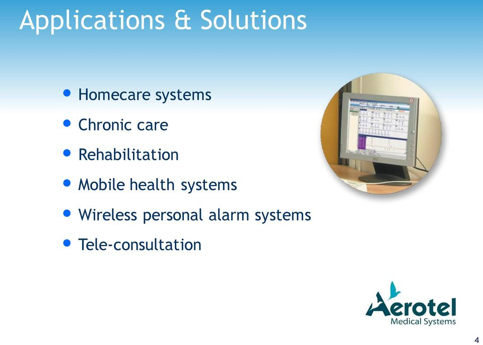 Mobile health systems Wireless
