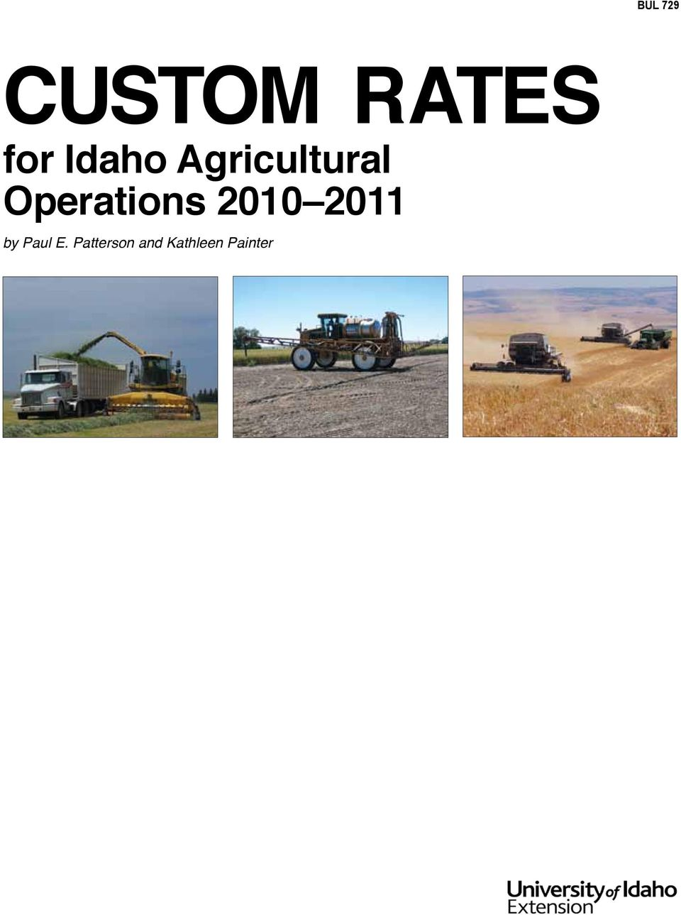 Operations 2010 2011 by