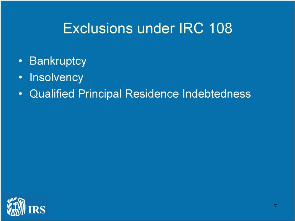 Insolvency Qualified
