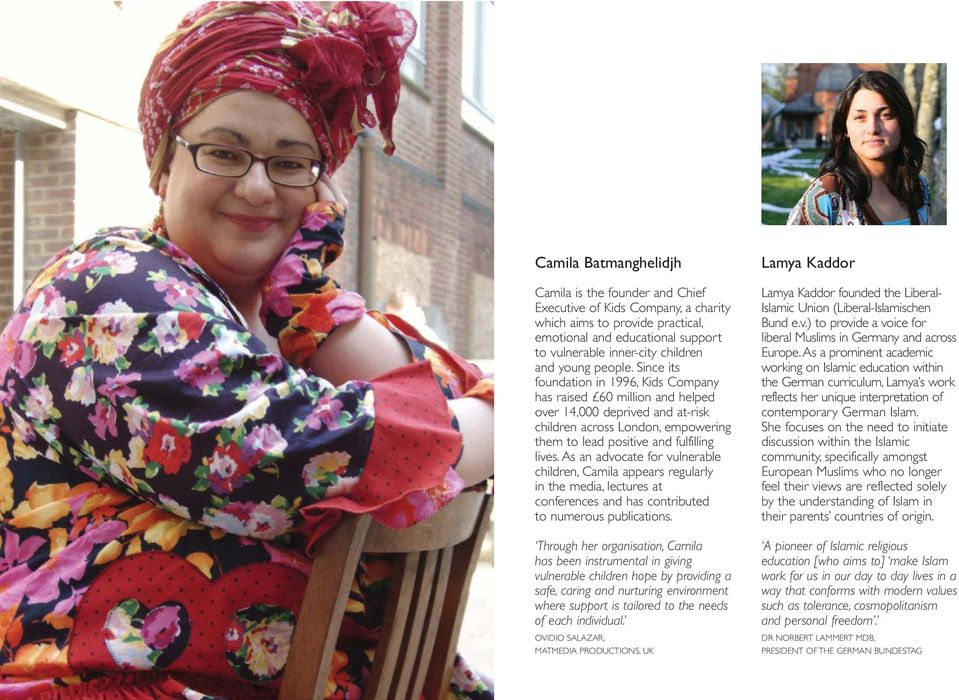 Since its foundation in 1996, Kids Company has raised 60 million and helped over 14,000 deprived and at-risk children across London, empowering them to lead positive and fulfilling lives.