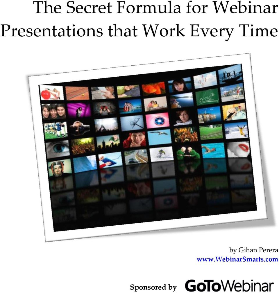 Work Every Time by Gihan